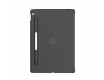 SwitchEasy CoverBuddy iPad Pro 10.5 背蓋 - 霧透黑(含可拆式Apple Pencil 筆夾)