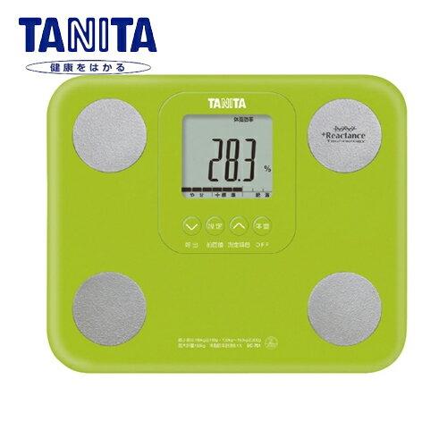 TANITA 七合一自動辨識體脂肪計BC751(綠)【愛買】