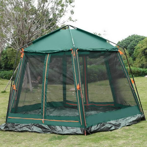 8-Person Automatic Instant Tent Outdoor Camping Hiking 1