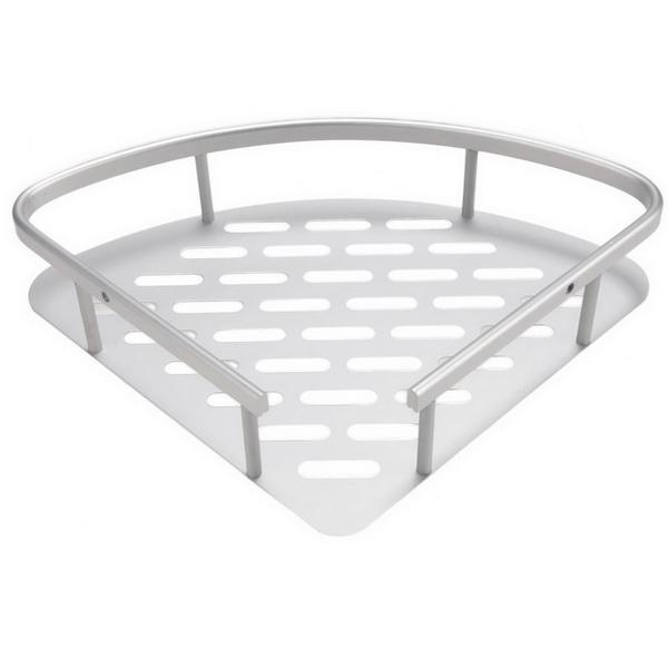 3 Layers Alumimum Bathroom Triangle Corner Shelf Shower Wall Shelves Kitchen Storage Organizer 3