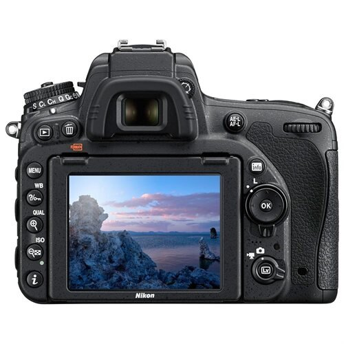 "Nikon D750 24.3 Megapixel Digital SLR Camera Body Only - 3.2"" LCD - 16:9 - i-TTL - 6016 x 4016 Image - 1920 x 1080 Video - HDMI - PictBridge - HD Movie Mode - Wireless LAN 2"