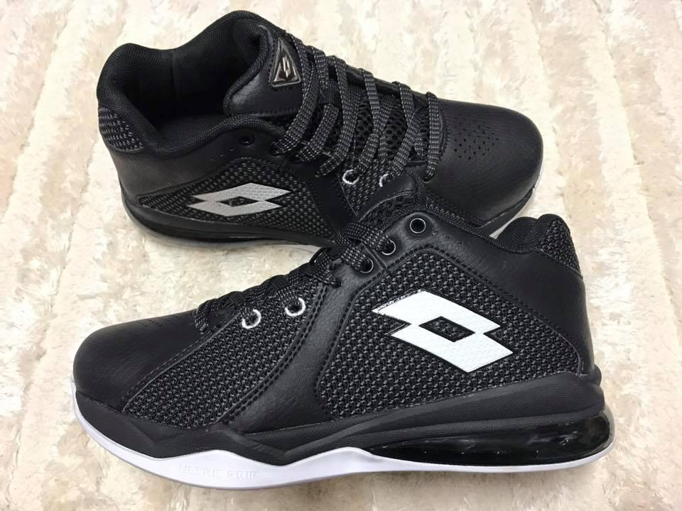 【Jolove】Lotto樂得運動男鞋/輕量飛織/氣墊籃球鞋5770