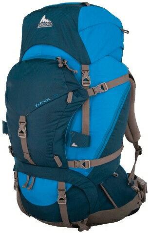 【【蘋果戶外】】GREGORY Deva 70 XS 57995 後背包/登山背包/背包客/背包/健行 專業登山包 女 藍 現貨