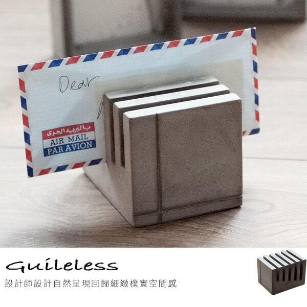 完美主義居家生活館:文具用品筆筒親水泥方形信插座MIT台灣製完美主義【Z0006】