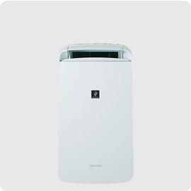 小倉家 SHARP【CM-L100】除濕機 適用10坪 衣類乾燥 冷風模式 除臭 消臭 連續排水 水箱2.5L 每日最大除濕量10L CM-J100後繼