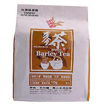 綠源寶~天然栽培麥茶10公克×42入  包