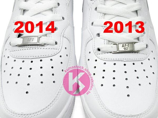 日本直送 搭配職人 指定款 基本款 2013 2014 2015 年發售 人氣商品 NIKE AIR FORCE 1 MID '07 男鞋 全白 中筒 白 黏扣帶 (315123-111) ! 2