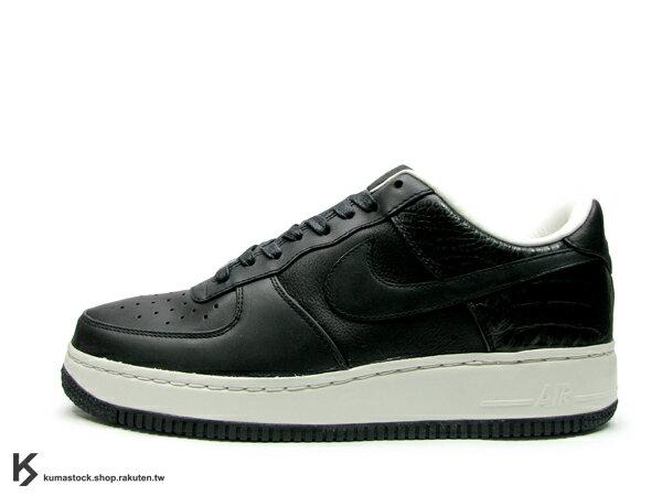 Nike Air Force 1 Supreme '07 QK XXV黑