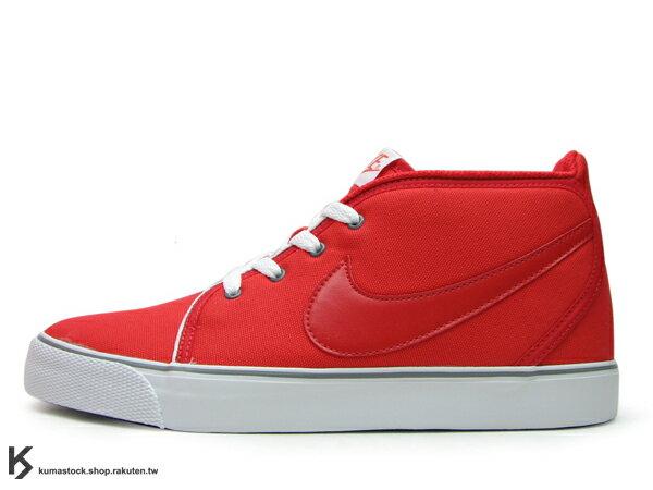 [29cm] 日本大人氣超好評入荷 OLD SKOOL 西岸硬派風格 NIKE TOKI ND 紅白 帆布鞋面 街頭潮流鞋款 (385444-600) !