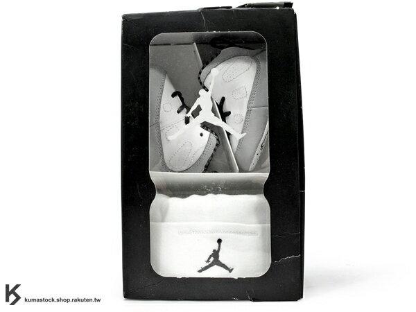 2014 一歲以下嬰兒專用 NIKE JORDAN 9 IX RETRO GP GIFT PACK BIRMINGHAM BARONS 巴龍 白灰黑 白襪 嬰兒鞋 + 白色小帽 AJ 23 AIR (401843-116) !