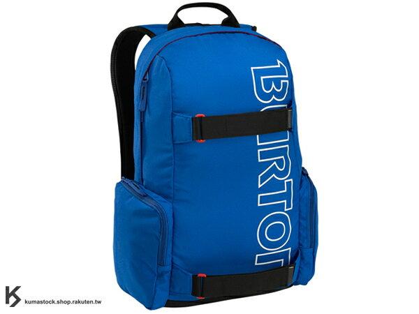2013 國際知名滑雪運動品牌 專業後背包 可放筆記型電腦 BURTON EMPHASIS PACK BACKPACK 26L 後背包 藍色 藍黑 藤原浩 fragment design (BRTN-288170-420NA) !