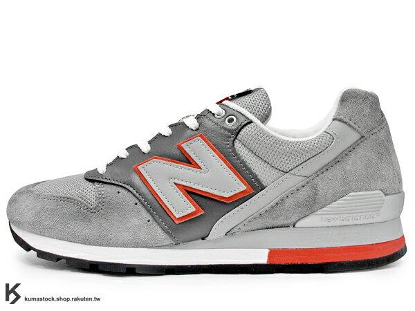 [28% OFF] 超激安價販售 海外直送入荷 1998年 頂級慢跑鞋 2012 春夏新色 NEW BALANCE M996ER 美國製 MADE IN U.S.A 灰色 灰紅 麂皮 皮革 996 (M996ER) !