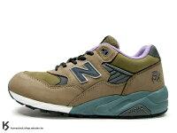 New Balance 美國慢跑鞋/跑步鞋推薦New Balance x real mad HECTIC MT580 BW 3rd第三彈 茶色 (MT580-BW) !