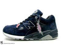 New Balance 美國慢跑鞋/跑步鞋推薦稀有在庫 New Balance x Mita x real mad HECTIC MT580 OS 6代 初秋  深藍色 $7480含運