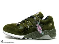 New Balance 美國慢跑鞋/跑步鞋推薦稀有在庫 New Balance x Mita x real mad HECTIC MT580 WG 6代初秋  森林綠色 $7480含運