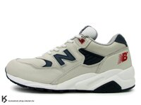 New Balance 美國慢跑鞋/跑步鞋推薦稀有在庫 NEW BALANCE x Takashi Numazawa 沼澤 尚 MT580 WT 2代 2nd 米白色 皮面 (MT580 WT) !