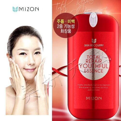 韓國原裝~MIZON『TOTAL保濕精華霜 』35ML / 蝸牛霜一起使用