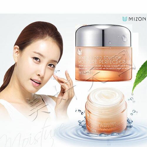 韓國原裝~MIZON『 超保濕水嫩精華霜 』50ML / 另有蝸牛霜
