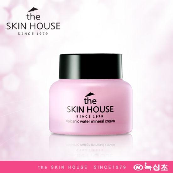 韓國原裝~The Skinhouse『 蝸牛礦物保濕乳霜 』50G / 蝸牛霜系列
