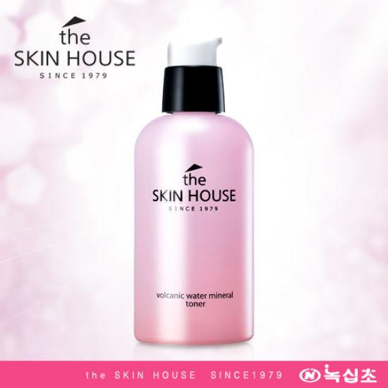 韓國原裝~The Skinhouse『 蝸牛礦物保濕化妝水 』130ML / 蝸牛霜系列