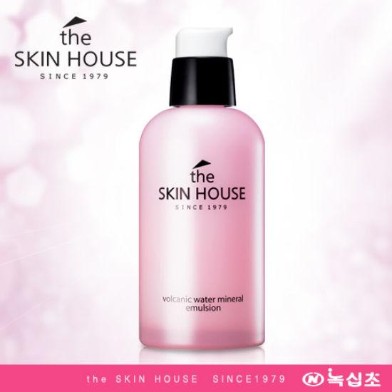 韓國原裝~The Skinhouse『 蝸牛礦物保濕乳液 』130ML / 蝸牛霜系列