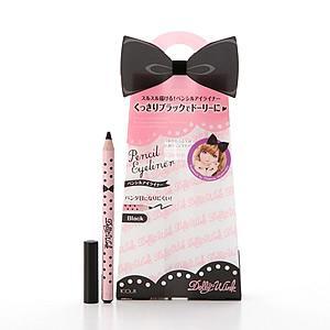 日本 KOJI 『 Dolly wink 眼線筆 』 BK - 黑色