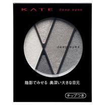 KANEBO佳麗寶KATE『煙燻大眼5色眼影盒』GY-1中島美嘉代言