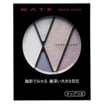 KANEBO 佳麗寶 KATE 『煙燻大眼5色眼影盒』PU-1 中島美嘉代言