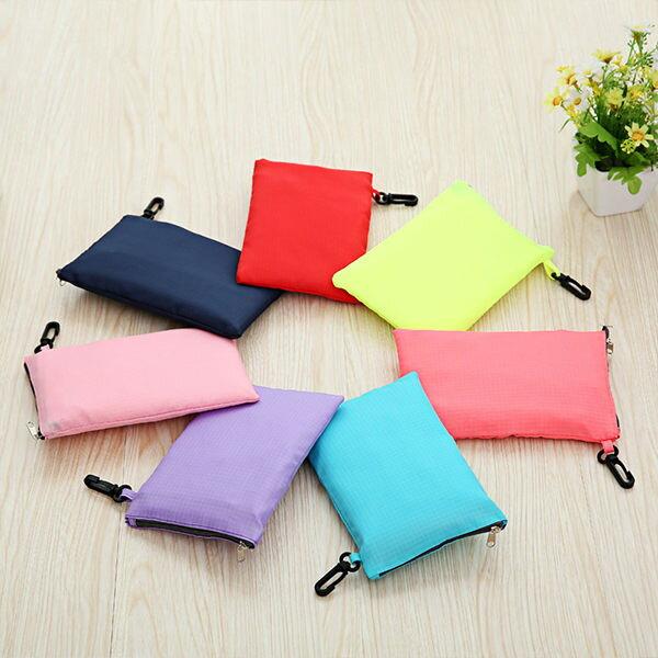 PSMall韓版錢包式折疊購物袋【J835】