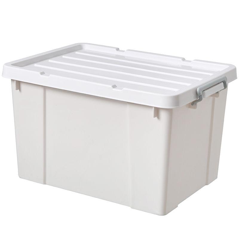透明塑料收納箱特大號衣服被子玩具儲物箱零