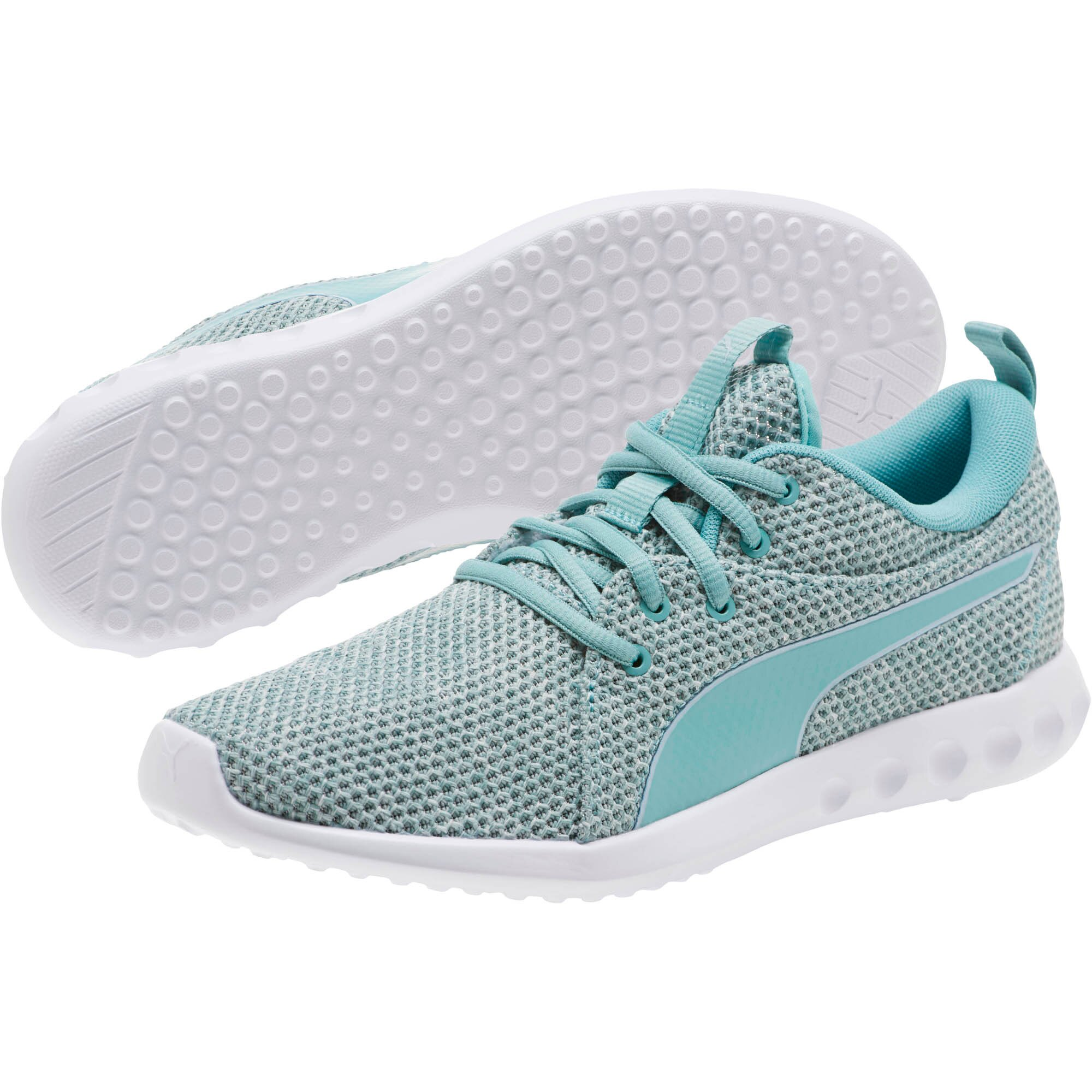 d62b0688d8a4f2 Official Puma Store  PUMA Carson 2 Nature Knit Women s Running Shoes ...