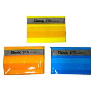舒潔 袖珍包面紙 隨機 10組x36包/袋