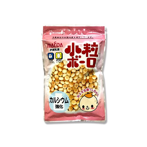 MACDA 乳球小粒燒菓子(蛋酥)100g★衛立兒生活館★ 618購物節