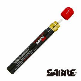 弘瀚--SABRE沙豹防身噴霧 警用戰術棍型補充罐 (SRTBR-01)