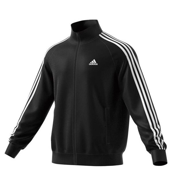 【EST S】Adidas Essentials Track Jacket BR1024 立領 外套 黑 H0209