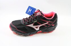 23.5cm~MIZUNO 美津濃 女款慢跑鞋WAVE KIEN 3 G-TX (W) GORE-TEX J1GK165903 [陽光樂活]