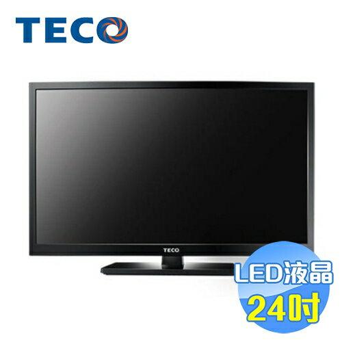 東元 TECO 24吋低藍光LED液晶顯示器 TL24K1TRE