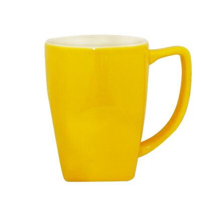 糖果馬克杯300ml黃色