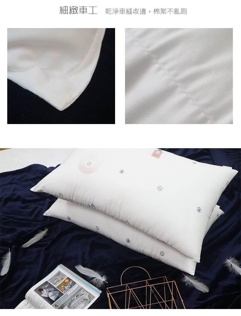 【台灣製造】防蟎抗菌枕(二入) 舒眠 抑菌 防蟎 透氣  ✤朵拉伊露✤ 6
