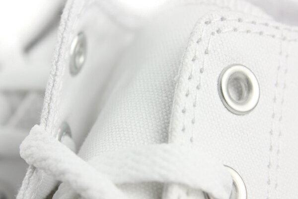 CONVERSE ALL STAR HIGH 帆布鞋 白 男女款 M7650C no989 4
