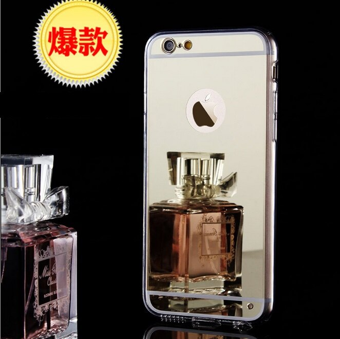 【少東商會】iphone6s ip5s note4 note3 s6edge S6 Plus 鏡面背蓋電鍍手機殼自拍鏡面
