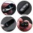 Smart Wristband Fitness Activity Tracker With OLED Display Touchpad Heart Rate Monitor Pedometer Waterproof Wireless Bluetooth 4.0 Support Android 4.4 SUMSUNG GOOGLE HTC SONY and iphone 5/6/6s/7 IOS 7.0 (Black) 4
