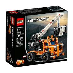 LEGO 樂高 TECHINIC 科技系列 42088 活動起重機 【鯊玩具Toy Shark】
