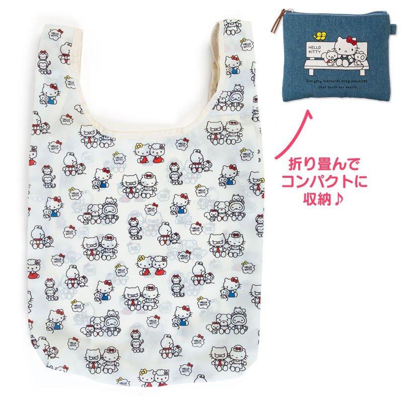 X射線~C062470~Hello Kitty 環保 袋~Touch,環保 袋  塑膠袋