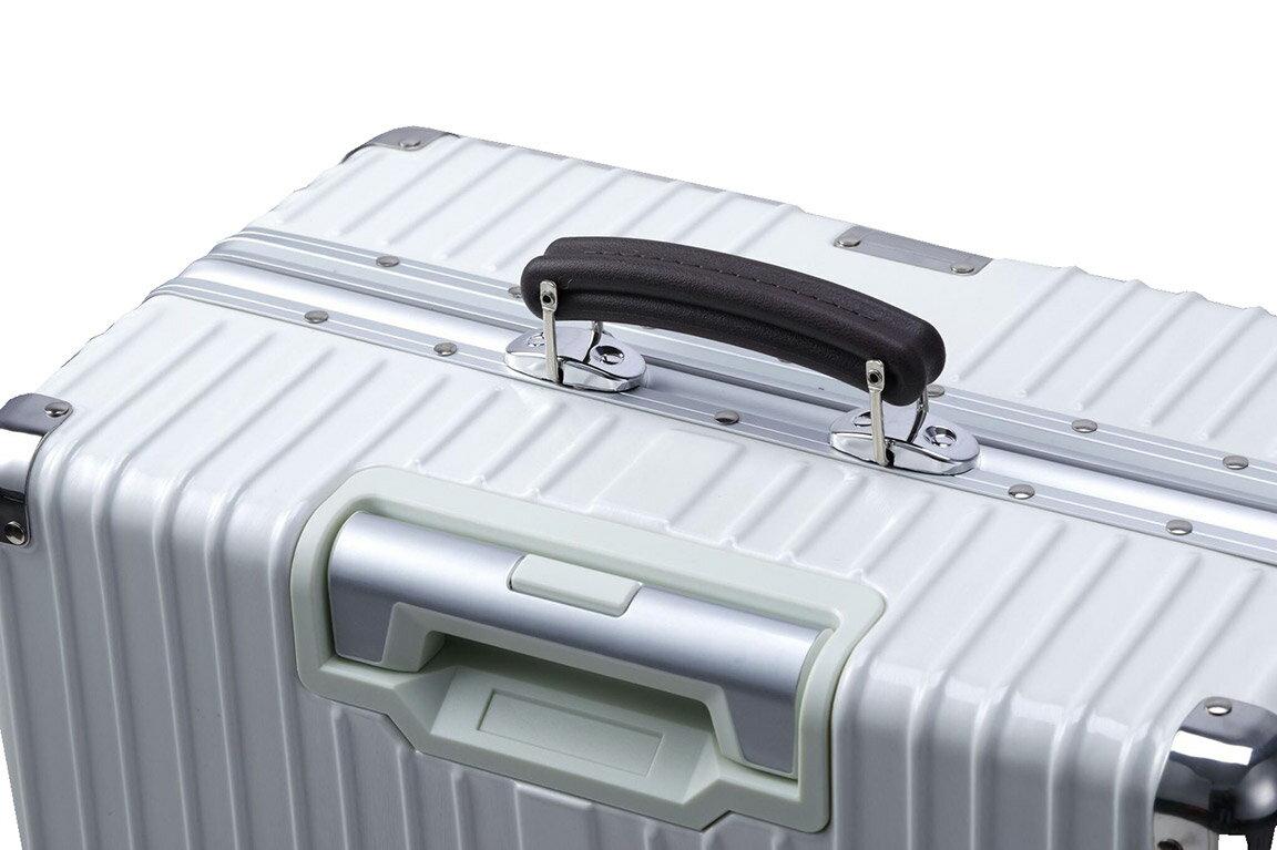 限時 滿3千賺10%點數↘ | ~雪黛屋~Trolle 29吋行李箱防盜鋁框金屬防撞角固定海關密碼鎖硬殼箱360度雙飛機輪旋轉耐摔磨損檢測通過#822