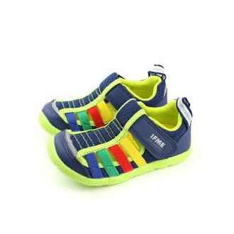 IFME 運動鞋 藍色 小童 no038
