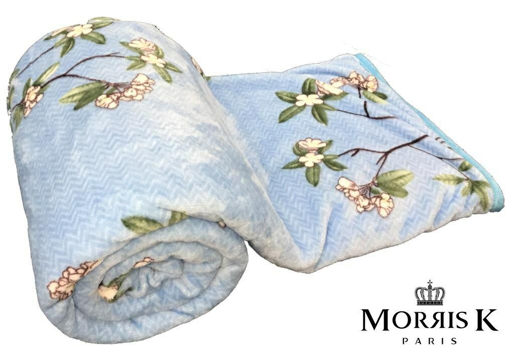【 Morris K 】 法蘭絨雙層毯 - (共四色)