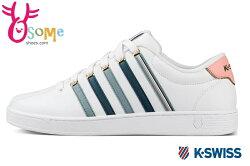 K-Swiss Court Pro II CMF 運動鞋-男款 戶外休閒鞋 C9937#藍◆OSOME奧森鞋業