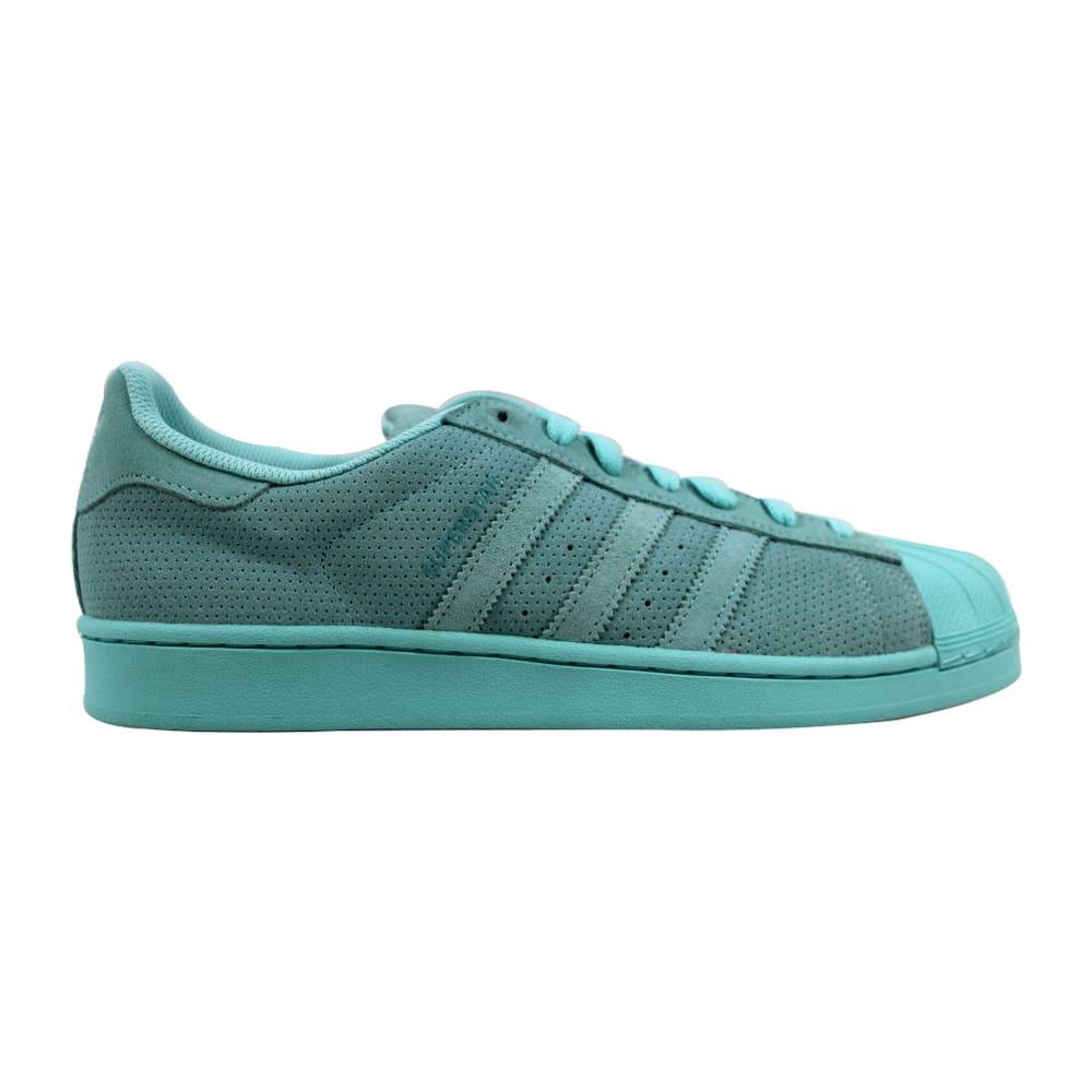 nouveau concept cf666 4bdce Adidas Superstar RT Aqua AQ4916 Men's Size 12