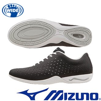 B1GF163309 (黑) WAVE LIMB DT2(W) 女休閒寬楦健走鞋【美津濃MIZUNO】
